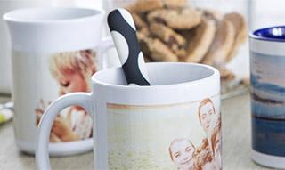 Mugs photo à partir de 9,95€