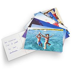 Cartes postales vacances