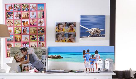 Idée Déco Photo Personnalisable Au Gré De Vos Envies Auchan Photo