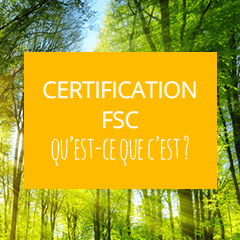 La certification FSC