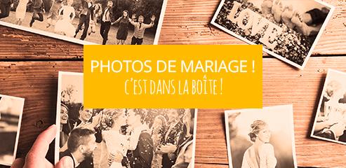 Vos photos de mariage