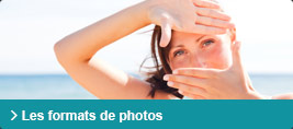 Les formats de photos