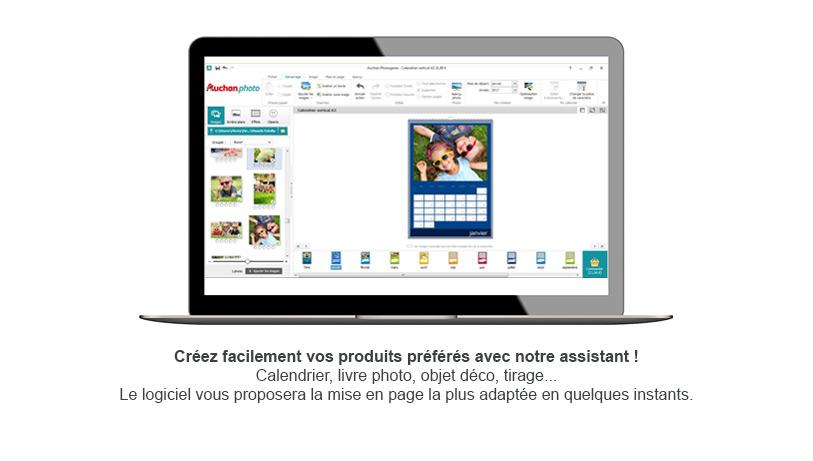 Photog nie t l chargez le logiciel gratuit auchan for Logiciel creation maison